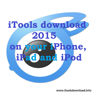 iTools 2015 on iOS 8.4.1