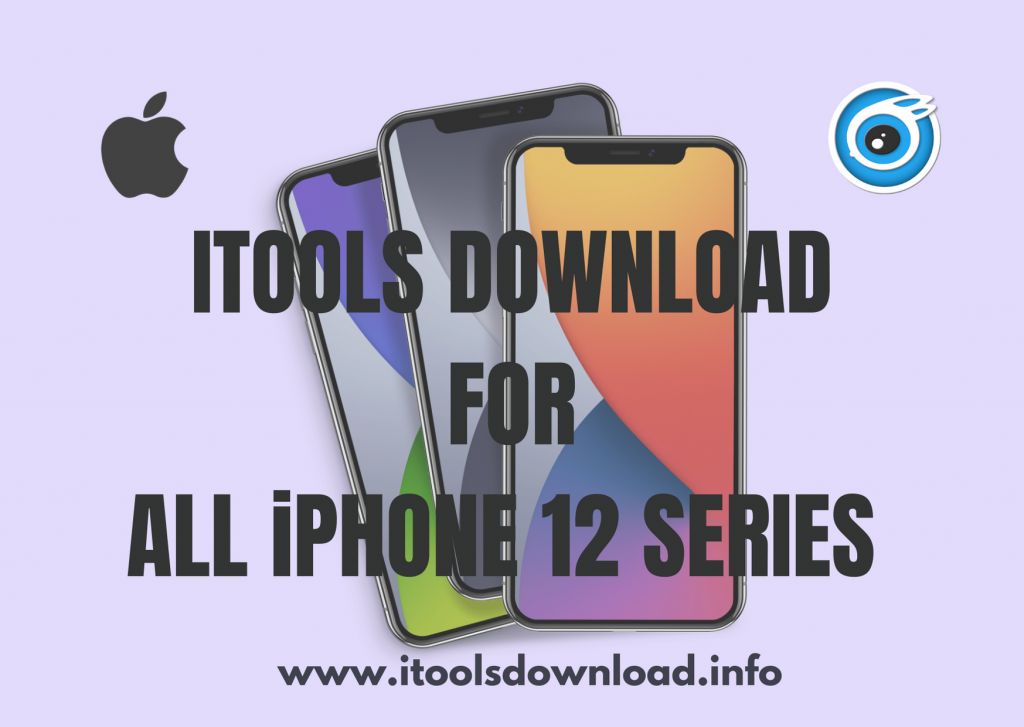 iTools Download for all iPhone 12 Series